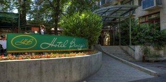 Benczúr Hotel a Liget kapuja
