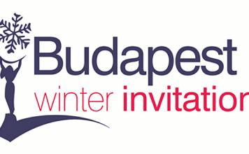 Budapest Winter Invitation