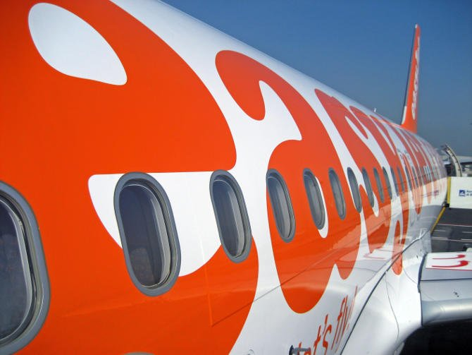 easyJet légitársaság