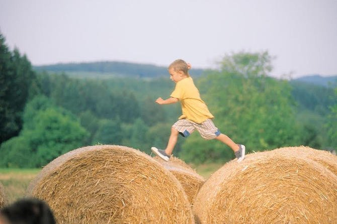 Vidéki üdülés