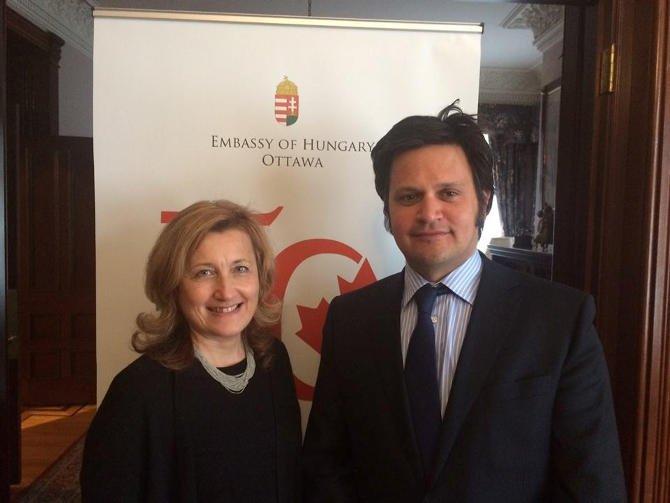 Nagyköveti egyeztetés a kanadai turizmus fellendítéséről