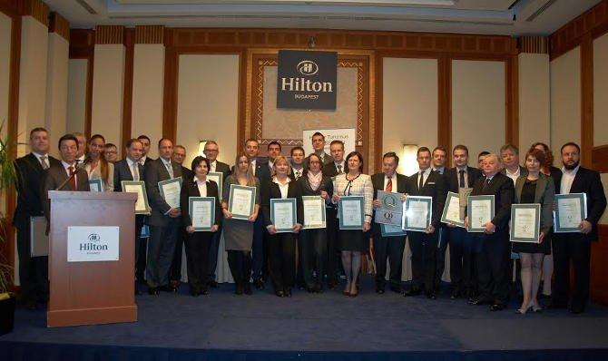 10. Magyar Turizmus minőségi díj