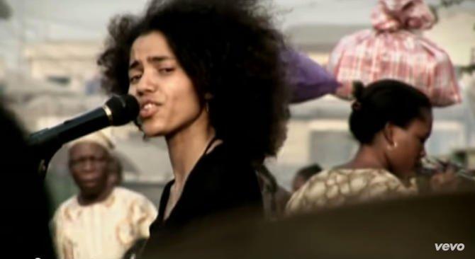 Nneka az Akvárium Klubban
