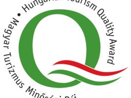 Ismét Magyar Turizmus Minőségi Díj pályázat