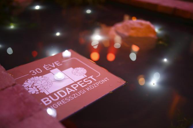 30 éves a Budapest Kongresszusi Központ