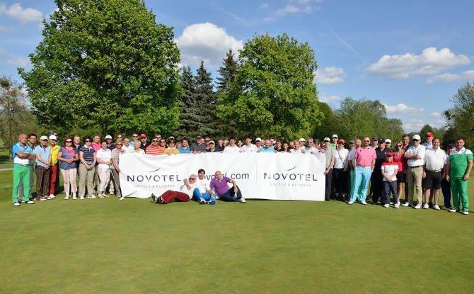 Novotel Magyarország Amatőr Golf Kupa 2015