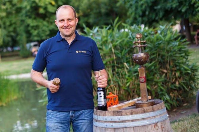Az év egri bortermelője 2014: Demeter Csaba