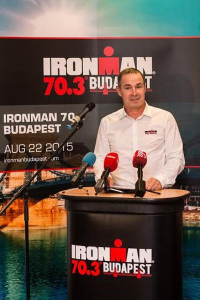 2. IronMan 70.3 triatlonverseny
