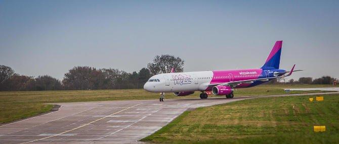 Első Airbus A321CEO a Wizz Airnél