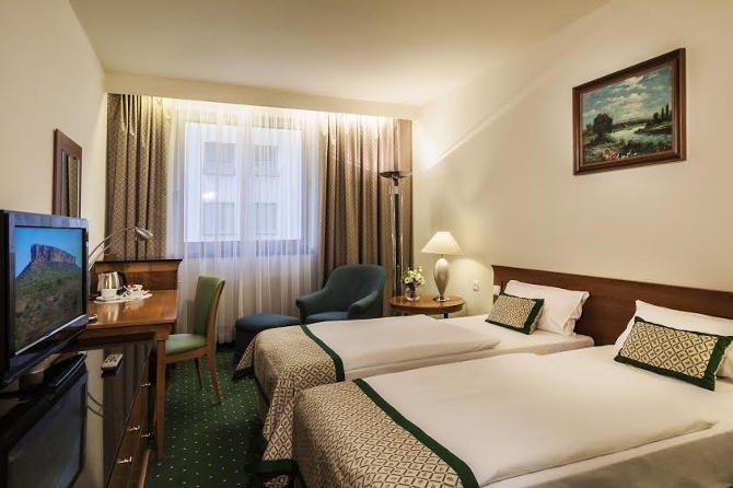 Új névhez új berendezés a Hotel Hungaria City Centerben