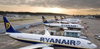 Ryanair 2016 téli menetrend