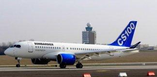 Szenzációs repülési újdonság: Bombardier CS100 Budapesten
