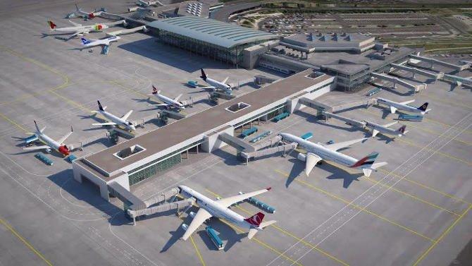 Új utasmólót épít a Budapest Airport