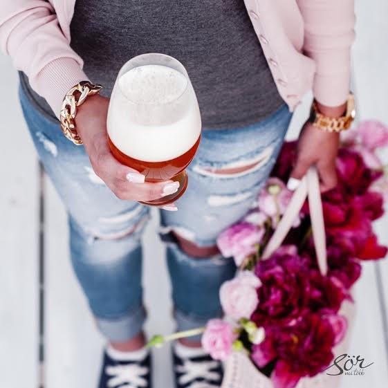 A nők körében hódít a sör