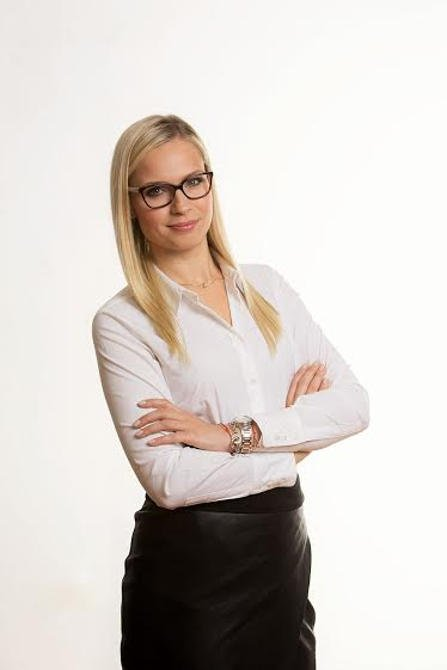 Tamara Vallois a Wizz Air kommunikációs vezetője