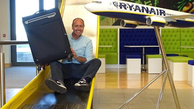 Ryanair 30% kedvezmény a téli poggyászokra