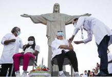 Brazíliában nő a turisták száma a Covid19 elleni védőoltást követően