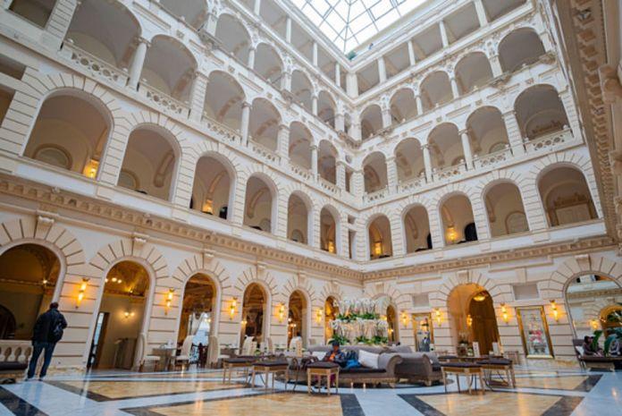 New York Palace Hotel, Budapest