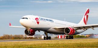 CSA Cseh Légitársaság