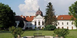Gödöllő, Grassalkovich-kastély