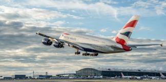 Heathrow nemzetközi repülőtér