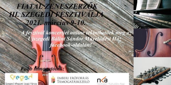 Fiatal Zeneszerzők Szegedi Fesztiválja