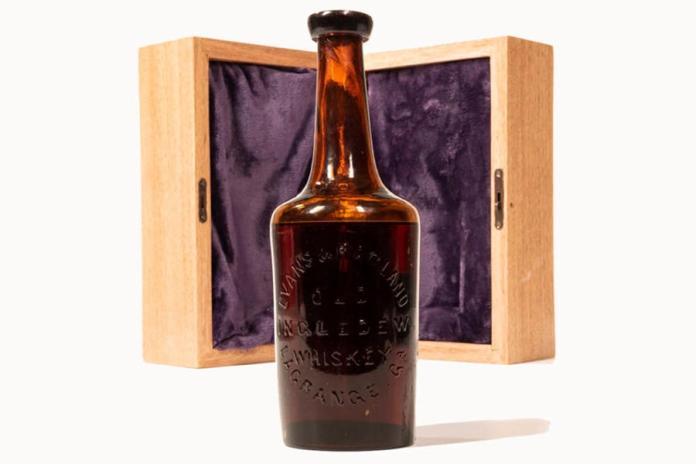 The Old Ingledew whiskey