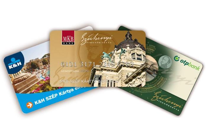 Széchenyi Pihenőkártya Szép kártya