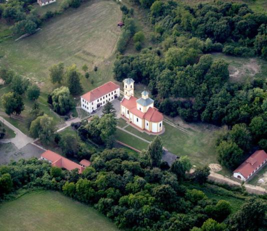 Grábóci Szerb ortodox kolostor és templom