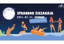 Strandok éjszakája 2021