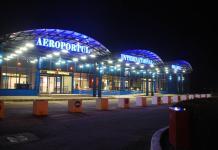 Nagyvárad nemzetközi repülőtér
