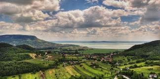 Balaton, Badacsony, turizmus