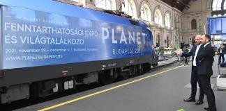 Planet Budapest 2021 Fenntarthatósági Expó és Világtalálkozó