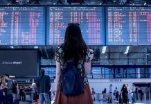 utazás, turizmus, repülőtér, légitársaság