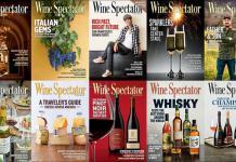 Wine Spectator - éttermi díj