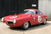 1960 Alfa Romeo Giulietta SS – Historic Race Car