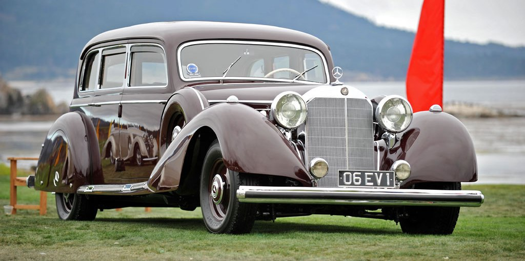 1940s Mercedes Benz Type 770 W150 Great Cars