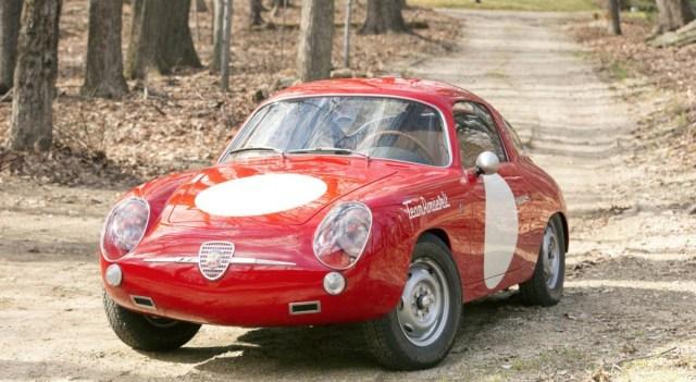 Abarth 750 GT Zagato
