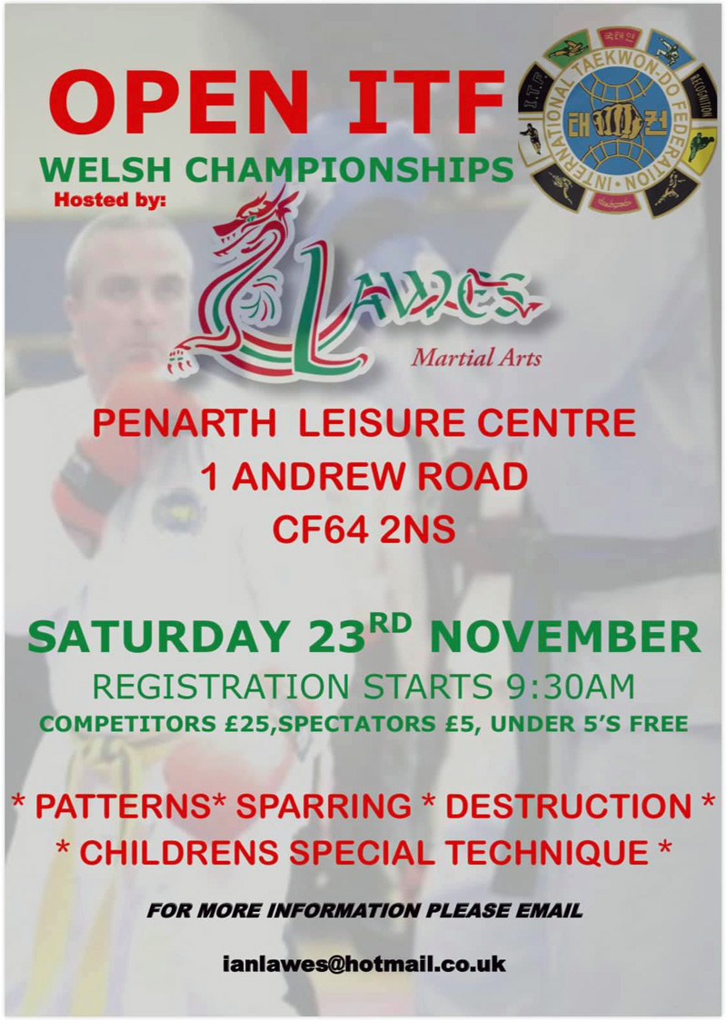 Open ITF Welsh championships