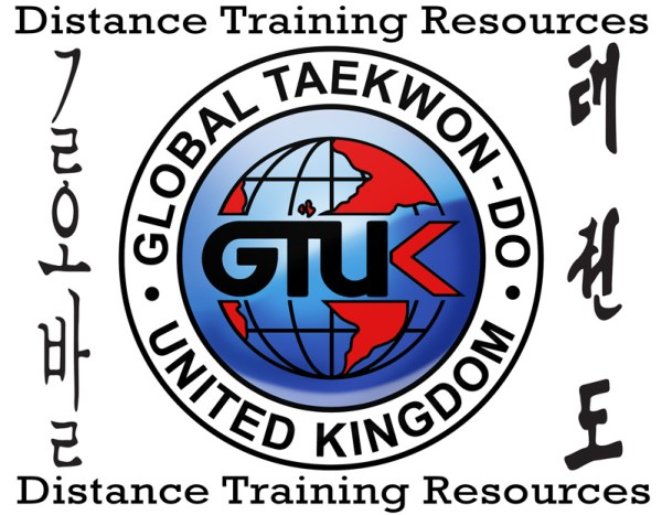 GTUK Distance Training Topics Taekwondo resources