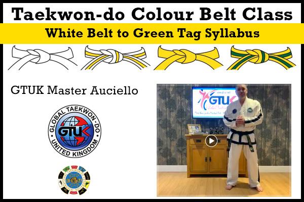 Colour belts