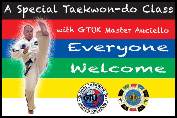 Special Taekwon-do Class
