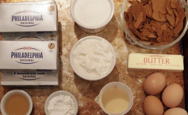 How To Bake A Perfect Cheesecake Comfortably Domestic