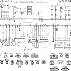 Toyota Mr2 Alternator Wiring Diagram Human Leg Label The Parts Mwp 39s Celica Gt4 St165 St185 St205 Documents