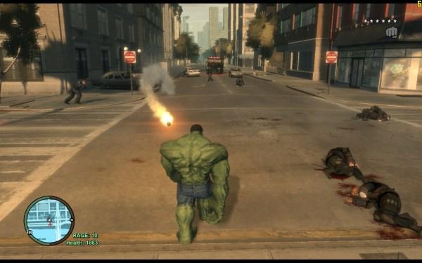 Hulk Addon Gta Mod Grand Theft Auto San - Year of Clean Water