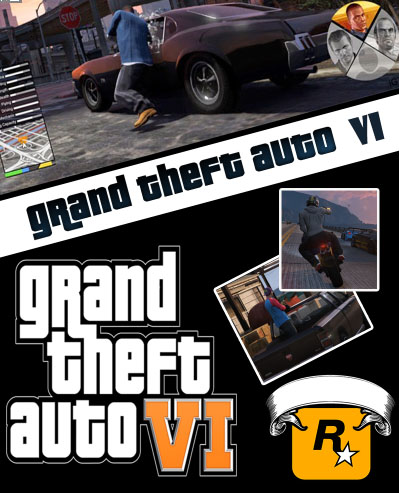 Gta 6 Cover Fan Made - EpicGaming