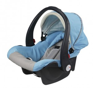 Toronto Airport Limo Infant Bucket Car Seat Rear Facing