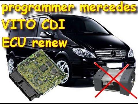 Mercedes ECU renew don't need start diagnostic 1 hqdefault 3