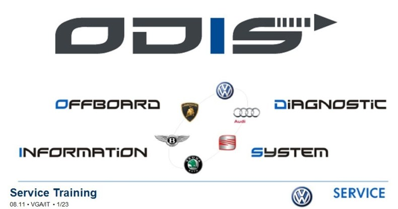 ODIS Service 6.1.0 & ODIS Engineering 12.1.0 2020 2 odis
