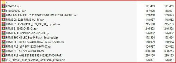 FRM3 REPAIR SOFTWARE Dflash To EEE 2 57 24